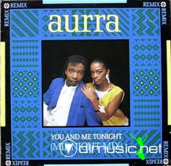 Aurra - You And Me Tonight - 12'' Single - 1986