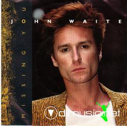 John Waite - Missing you (12'' 1984)