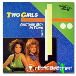 Two Girls - Another Boy In Town (1985)