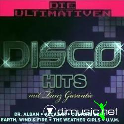 VA - Die Ultimativen Disco Hits (2008)