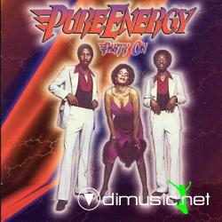 Pure Energy party on 1982