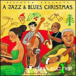 VA - Putumayo Presents: A Jazz & Blues Christmas (2008)