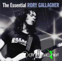 Rory Gallagher - The Essential Rory Gallagher 2CD (2008)