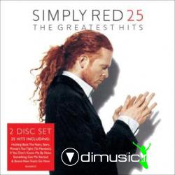 Simply Red - The Greatest Hits 25 (2008)