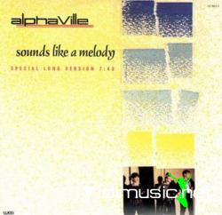 ALPHAVILLE  Sounds like a melody 1984