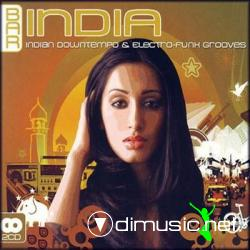 VA - Bar India - Indian Downtempo & Electro-Funk Grooves (2CD)