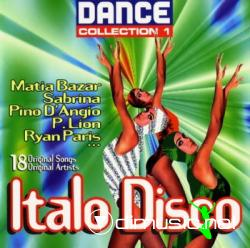 VA - Italo Disco - Dance Collection Vol.1 (1994)