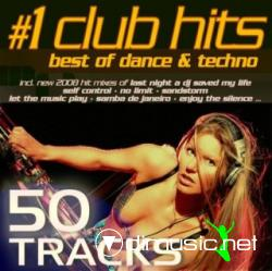 Club Hits 2008 Best of Dance House Electro Trance and Techno