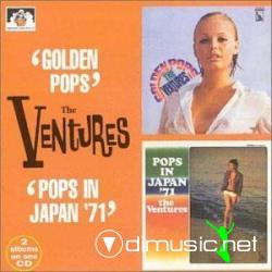The Ventures - Golden Pops/Pops in Japan '71