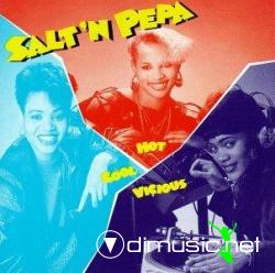 Salt-N-Pepa: Hot, Cool & Vicious