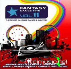 VA - Fantasy Dance Hits Vol. 11 2008