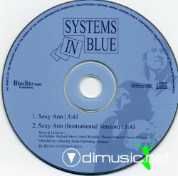 Systems In Blue - Sexy Ann