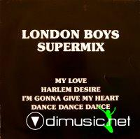 LONDON BOYS-supermix    1987