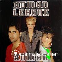 THE HUMAN LEAGUE-human    1986