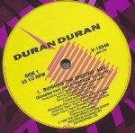 DURAN DURAN-burning the ground   1989