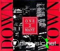 ONE 2 MANY-downtown   1989