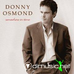 Donny Osmond - Somewhere In Time (Specialedition)