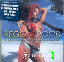 VA - Reggae 2008 - The Biggest Reggae Hits