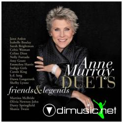 Anne Murray - Anne Murray duets friends & legends (2008)
