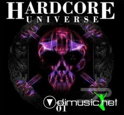 VA - Hardcore Universe CD 2008