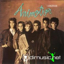 ANIMOTION-i engineer/obsession   1986