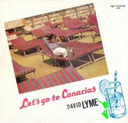 David Lyme - Let's Go To Canarias (12'' 1986)