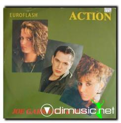 Joe Garrasco & MM - Action (12'' 1986)