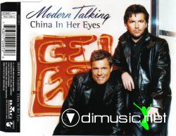 Modern Talking  - China In Her Eyes ( Maxi-Single 2000)