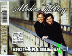 Modern Talking - Brother Louie '98 (Maxi Singles)