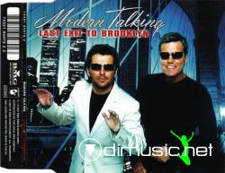 Modern Talking - Last Exit To Brooklyn ( Maxi-Single 2001)