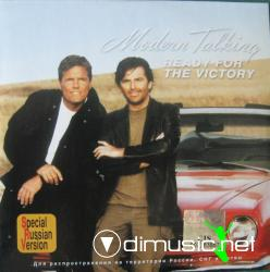 Modern Talking - Ready For The Victory ( Maxi-Single 2002)