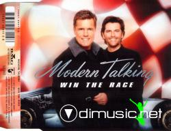Modern Talking - Win The Race ( Maxi-Single 2001)