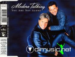 Modern Talking - You Are Not Alone ( Maxi-Single 1999)