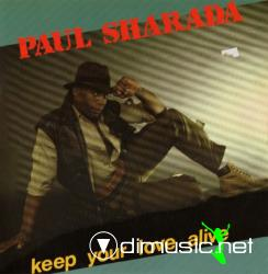 Paul Sharada - Keep Your Love Alive (12'' 1985)