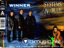 Systems In Blue - Winner ( Maxi-Single 2004)