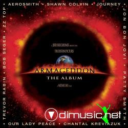 Armageddon - Official Soundtrack (1998)