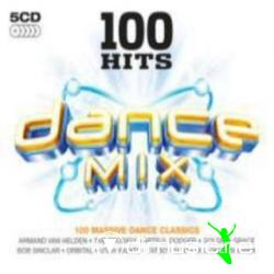 VA - 100 Hits Dance Mix (5CD)(2008)