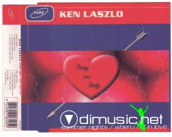 Ken Laszlo - Summer Nights & When I Fall In Love (CDM -1998)