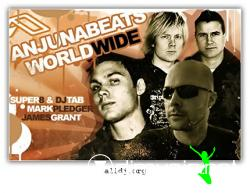 James Grant, Mark Pledger, Super8 & Tab - Anjunabeats Worldwide 100 (07/12/2008)