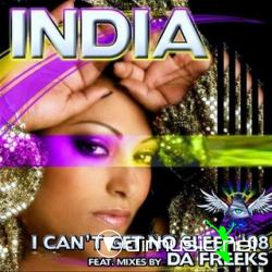 India - I Can't Get No Sleep '08 ( Remixes )