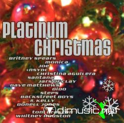 Various - Platinum Christmas Vol.1-2-3 (CD) 2000-2006