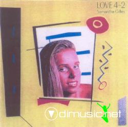 Samantha Gilles - Love 4~2 1988
