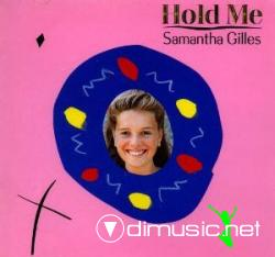 Samantha Gilles - Hold Me 1987