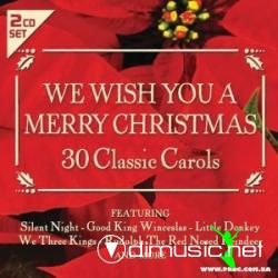 VA - We Wish You A Merry Christmas 30 Classic
