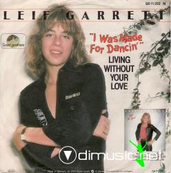 Leif Garrett - I Was Made For Dancin' / Living Without Your Love Rare 45 rpm Vinyl