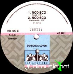 Depeche's Cover : Nodisco