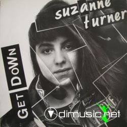 "Suzanne Turner - Get Down  12"" Vinyl, Maxi-Single"