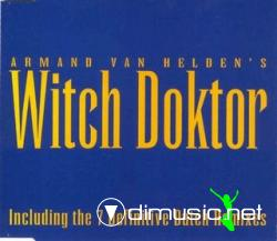 Armand Van Helden - Witch Doktor (Definitive Dutch Remixes) (Maxi-CD) 1994