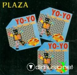 Plaza - Yo-Yo (Maxi-CD) 1989