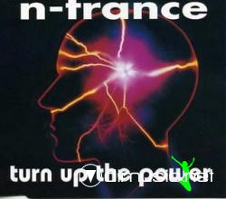 N-Trance - Turn Up The Power (Maxi-CD) 1994